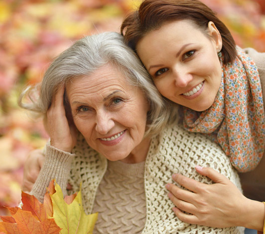 Find which level of senior care is best for your loved one.